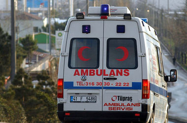 Автобус с туристами перевернулся в Турции, есть жертвы