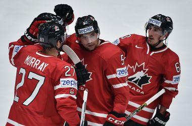 Сборная Канады обыграла Германию на чемпионате мира по хоккею