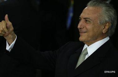 В Бразилии сформировано новое правительство