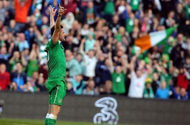Сборная Ирландии назвала предварительный состав на Евро-2016