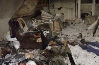 В Харькове в горящей квартире погиб мужчина