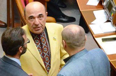 Рабинович заявил о выходе из Оппозиционного блока (видео)