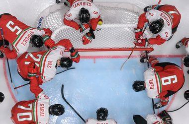 Сборная США обыграла Венгрию на чемпионате мира по хоккею