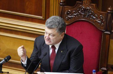Порошенко надеется на  усиление антироссийских санкций из-за крымских татар