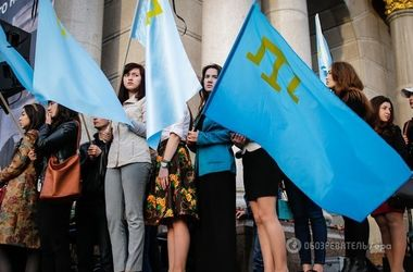 Крымские татары призывают украинцев выйти 18 мая на Майдан Независимости