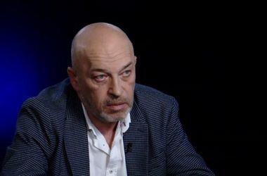 """Тука возмущается, что на Луганщине до сих пор не начато строительство """"Стены"""" на границе"""