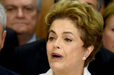 Роуссефф раскритиковала новое правительство Бразилии за отсутствие женщин
