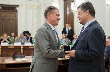 Петр Порошенко вручил награды киевским динамовцам