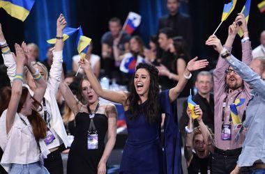 """Победа Джамалы на """"Евровидении 2016"""": реакция соцсетей"""