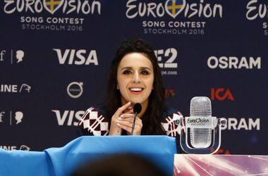 Джамала о победе на Евровидении: Это совершенно удивительно и просто безумно