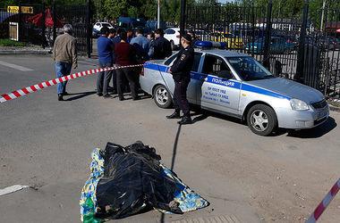 Обнаружена еще одна жертва кровавой драки на кладбище в Москве