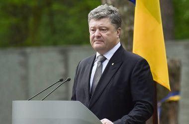 """Порошенко: """"Декоммунизация в Украине – это вопрос национальной безопасности"""""""
