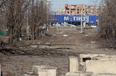 В Донецке начался бой с применением тяжелого вооружения