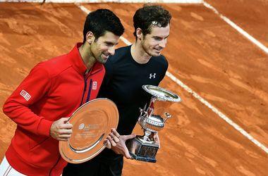 Энди Маррей победил лучшего теннисиста мира Джоковича