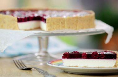 Торт без выпекания: простой и вкусный рецепт