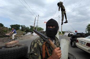 На Донбассе жители сдали копам боевика-алкаша