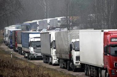 <p>40-тонные фуры не пустят в Украину. Фото: Минтранс РФ</p>