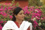 Индийский депутат случайно провалилась в канализацию (видео)