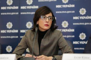 Деканоидзе анонсировала запуск нового управления в Нацполиции