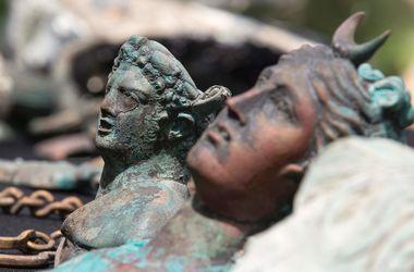 В Израиле с морского дна подняли редкие античные артефакты (фото)