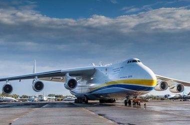 """Украинский самолет """"Мрия"""" вызвал ажиотаж в Австралии (видео)"""