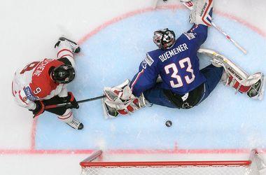 Сборная Канады обыграла Францию на чемпионате мира по хоккею