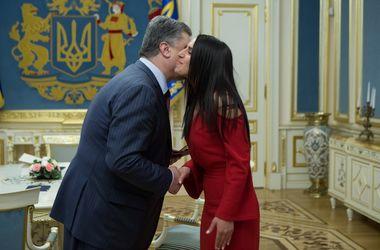 <p>Президент встретился с Джамалой, фотоpresident.gov.ua</p>