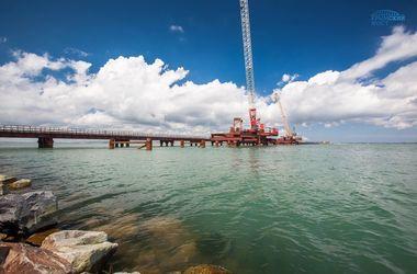 Россия приступила к новому этапу строительства Керченского моста