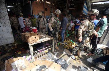 Двойной взрыв в Багдаде унес жизни 25 человек