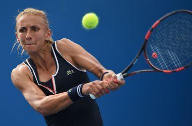 Леся Цуренко вышла в четвертьфинал турнира в Нюрнберге