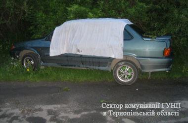 Подробности убийства тернопольского таксиста