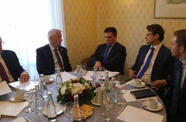 Климкин и глава Совета Европы обсудили права человека в Крыму