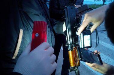 На Закарпатье задержали торговца оружием