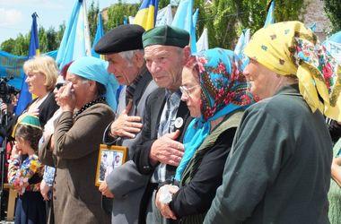 72 года депортации: Крым отметил тихо