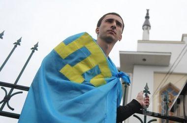 В Харькове около 150 человек вышли на митинг к 72-й годовщине депортации крымских татар