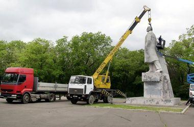 Самый большой Ленин Одессы переедет в музей