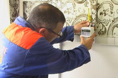 Днепропетровские газовики установят 2000 домовых счетчиков газа