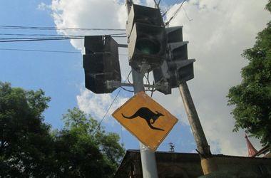 На улицах Одессы появились странные дорожные знаки