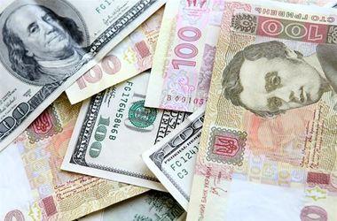 Курс доллара в Украине продолжает падение