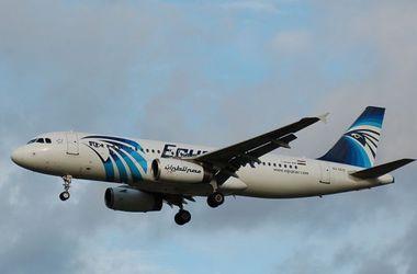 Обнародован снимок последнего местоположения пропавшего самолета EgyptAir