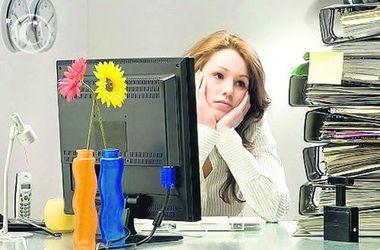 Украинцы мечтают о свободном графике и работе по 7 часов (Опрос)