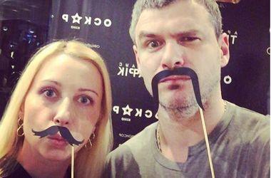 Тоня Матвиенко показала трогательный снимок маленькой дочки с женихом