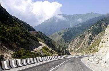 В Южной Осетии автобус с российскими военными сорвался в пропасть: 6 человек погибли