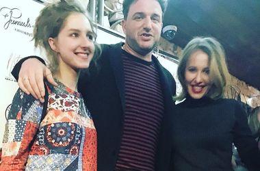 Дочь Максима Виторгана берет пример с Ксении Собчак