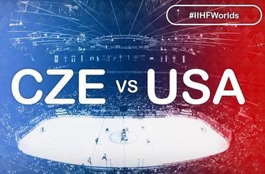 ЧМ-2016 по хоккею: трансляция матча Чехия - США