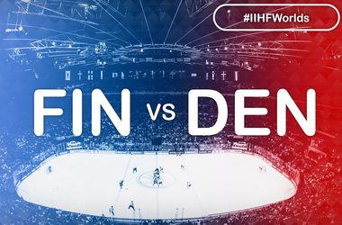 ЧМ-2016 по хоккею: трансляция матча Финляндия - Дания