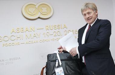 В Кремле ответили на слова Могерини о продлении санкций против РФ