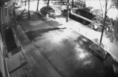 В центре Киева поймали банду дерзких угонщиков