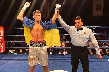 Украинский боксер Тарас Шелестюк узнал имя соперника за день до боя