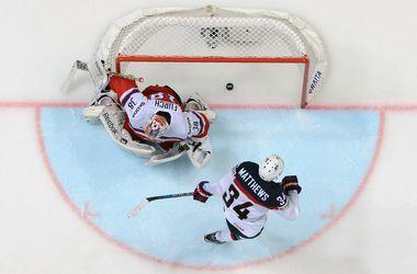 США в серии буллитов переиграли Чехию и вышли в четвертьфинала чемпионата мира по хоккею